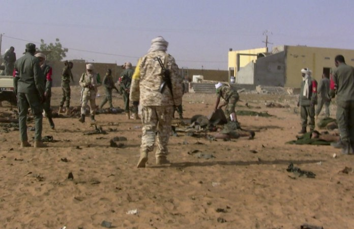 Al Qaeda affiliate claims deadly attacks on Malian army base