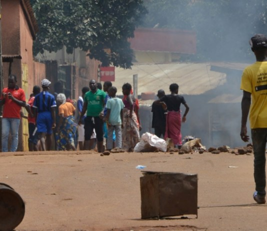 Guinea opposition trial moved to Friday as 3 more are killed