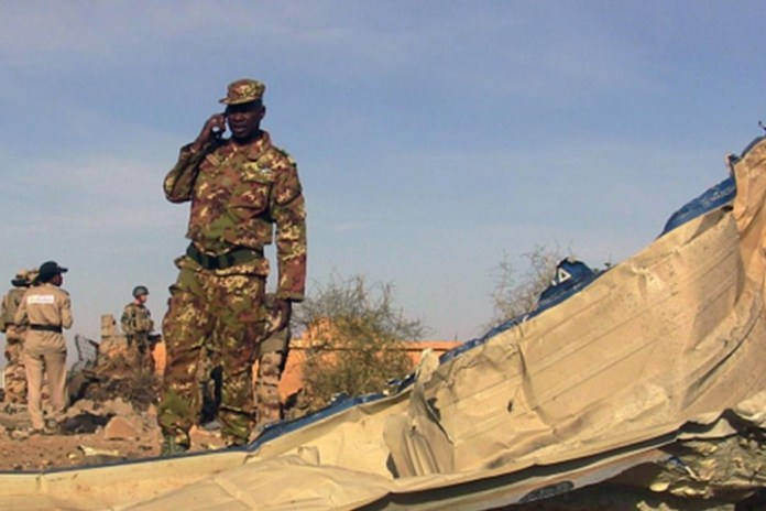Death toll on Islamists attack on Mali soldiers rose to 38