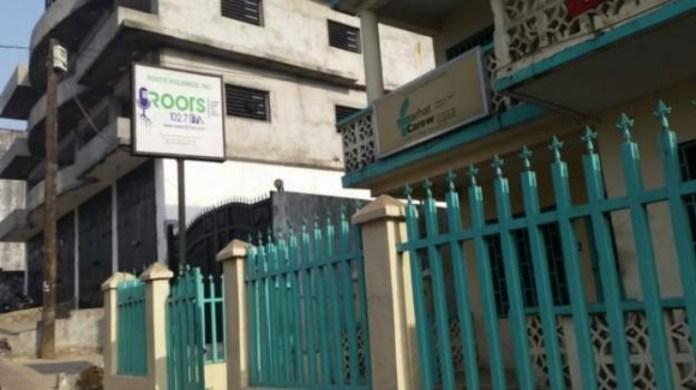 Liberia riot police shutdown radio station critical of Weah