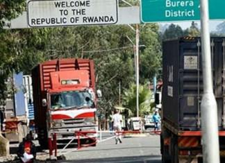 Rwandan border police shot and killed two Ugandans at border