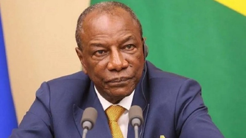 Image result for Guinea's President sets March 22 for controversial constitutional referendum