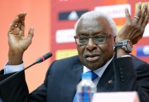 Fmr IAAF chief Lamine Diack goes on trial for doping cover-up
