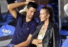 Novak Djokovic and wife test positive for coronavirus