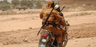 Ragtag Burkina Faso's volunteer fighters no match for jihadists