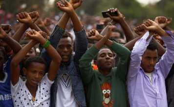 Wave of political arrests trail protests over death of Ethiopia's Oromo singer