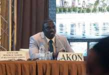 Rapper Akon plans to build $6bn city in Senegal