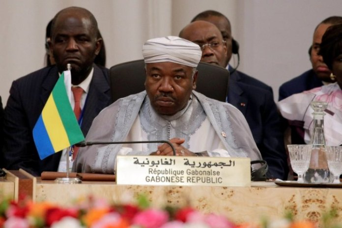 Gabon MPs approve change to fill void if president incapacitated