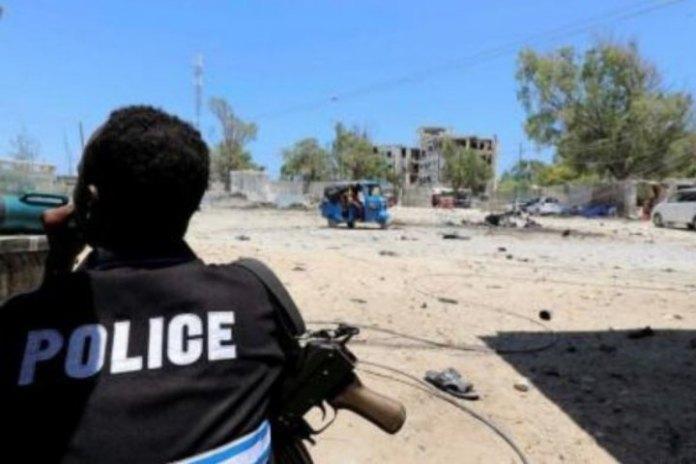Suicide bombing targeting Turks kills 5 in Mogadishu
