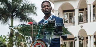 Uganda's Bobi Wine rejects official poll results