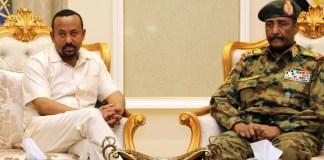 Ethiopia blames border row with Sudan on 'third party'