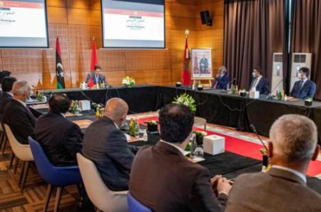 Libya rivals agree steps for interim government