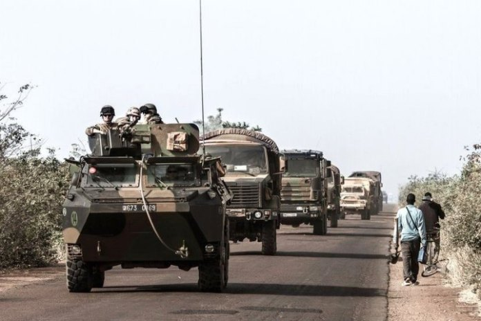 France denies dropping bombs on a Mali wedding party