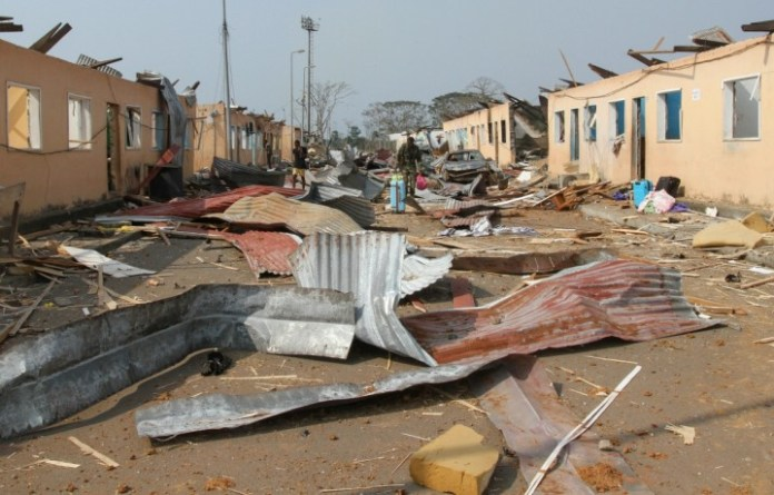 Death toll from Equatorial Guinea explosions rises to 98