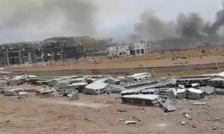 At least 20 killed as explosions rock Bata Equatorial Guinea