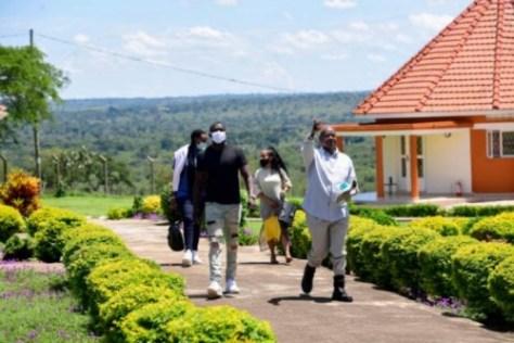 Ugandans not too impressed with Akon's futuristic city
