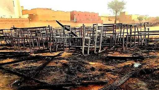 At least 20 Niger pupils killed in school fire