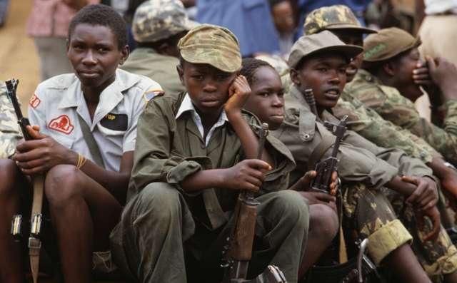 ICC hands fmr Ugandan child soldier 25 years for war crime