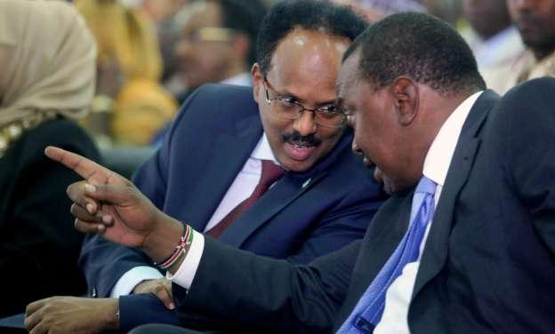 Somalia says it has resumed diplomatic ties with Kenya