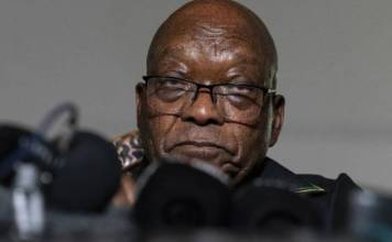 South Africa's Jacob Zuma given leave from jail to attend brother's funeral