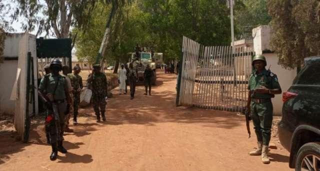 Boko Haram kidnap 140 students from school in northwest Nigeria