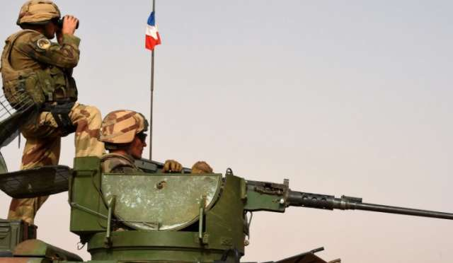 French forces resume joint military operations in Mali