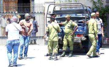 Tanzanian opposition leader, Freeman Mbowe arrested