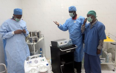 Medical Supplies to Heal the Sick Now and Prepare Caregivers for the Future
