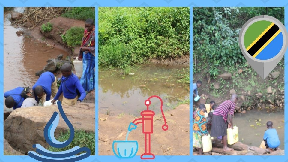 BWA -- ACT-NGONO Tanzania Water Wells