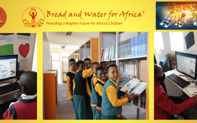 We Strive to Close the Digital Divide and Illiteracy Gap in sub-Saharan Africa