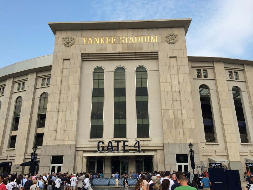 Yankees Stadium Gate 4