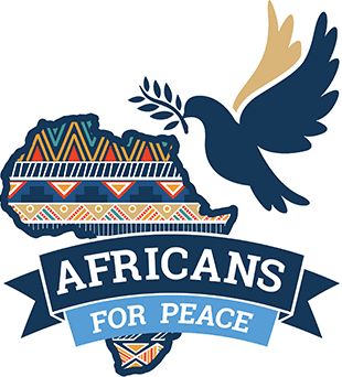 Africans For Peace Retina Logo
