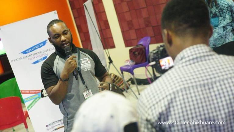 Smartphone Filmmaking; The Future Is Here by Michael Osheku