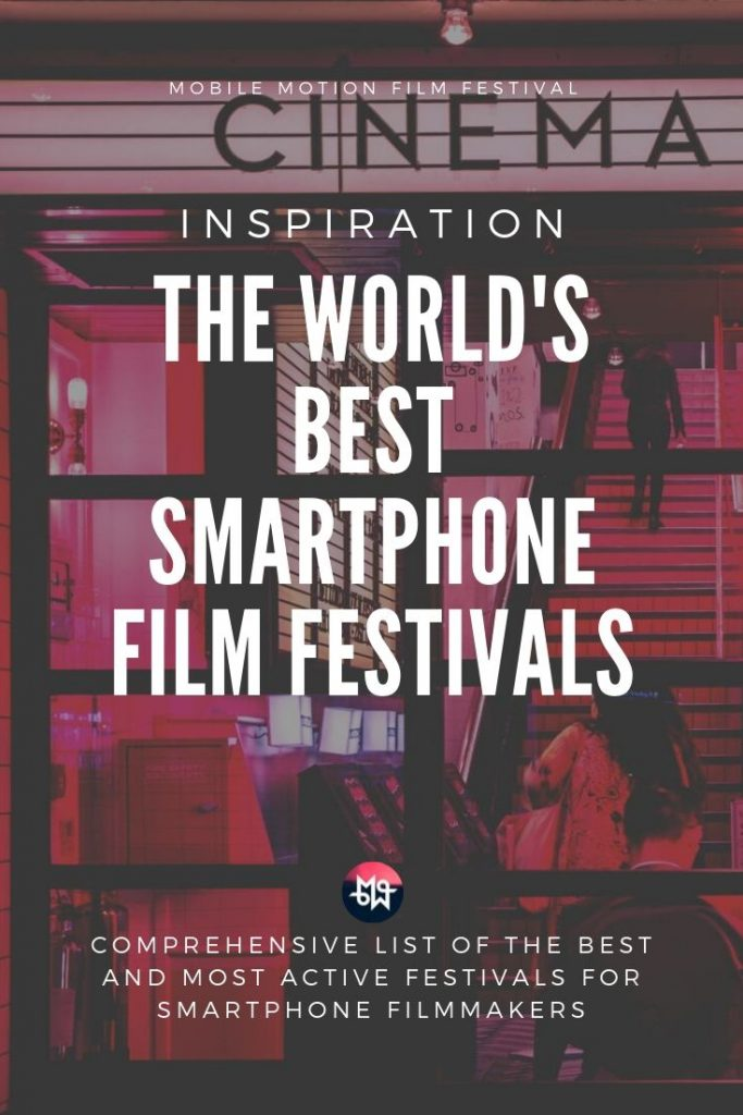 African Smartphone International Film Festival Named Among World Best Smartphone Film Festival