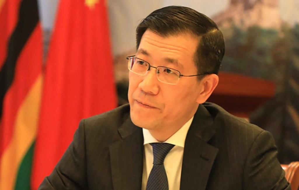 China Ambassador to Zimbabwe Guw Shaochun