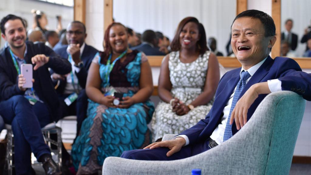 jack ma foundation netprenuer prize africans on china