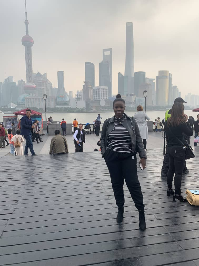 angel boakye china work ethic africans on china