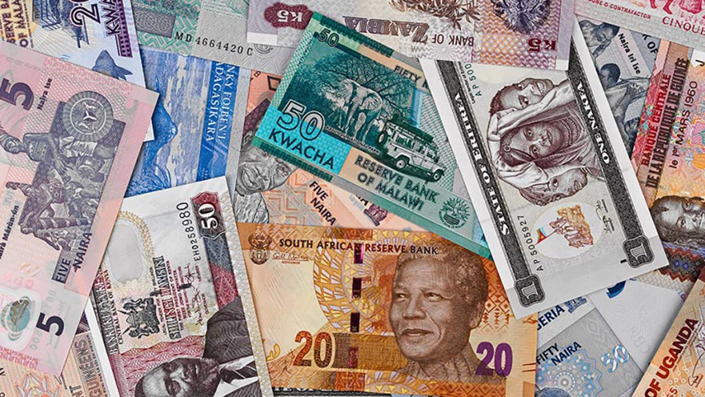 China Africa Trade African Currency