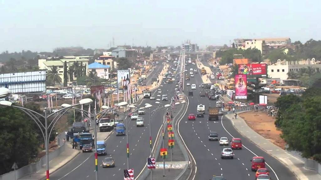 Ghana Road Traffic