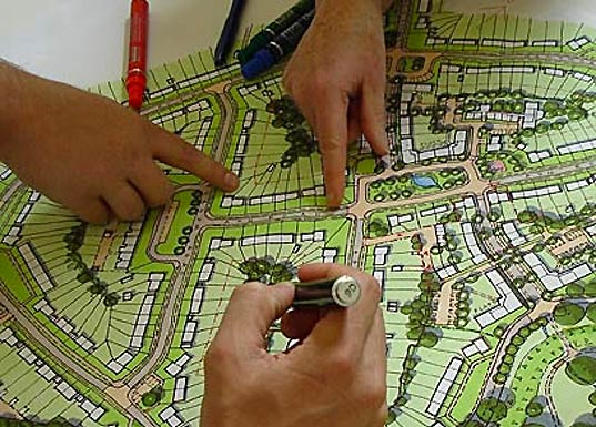 What Does A Town Planner Do?
