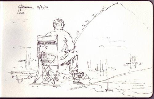 fisherman by Loire
