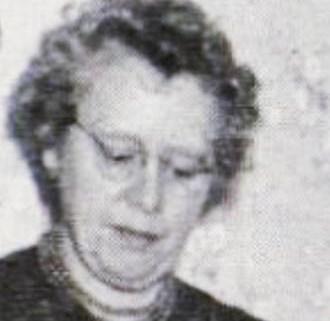 1947 1949 Mrs. O.E. Ferne Kellar