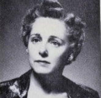 1960 1962 Mrs. James B. Ruth Carey