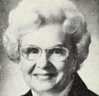 1978 1980 Mrs Marvin Gene Garner