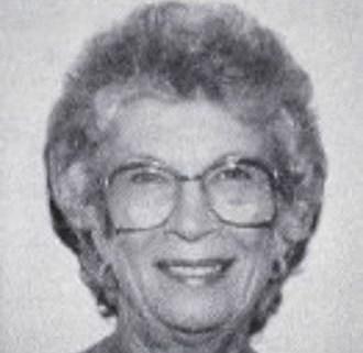 1993 1995 Mrs Hortense Pittman
