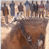 Men on ladder malwai dowa