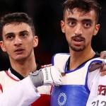Tokyo 2021-Taekwondo: the Tunisian Mohamed Khalil Jendoubi silver medalist