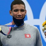 Tokyo 2021: Tunisian swimmer Ahmed Hafnaoui wins surprise title at 18