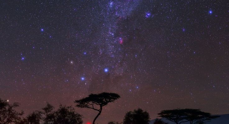 Star gazing in Africa – an opportunity not to be missed