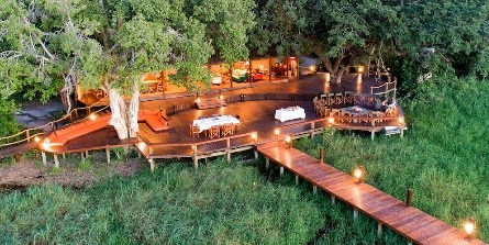 Botswana lodge reopens following renovations